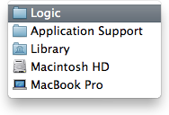 Logic Application Folder